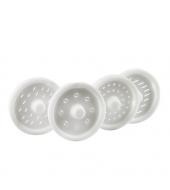 Pasta Discs (Set of 4)